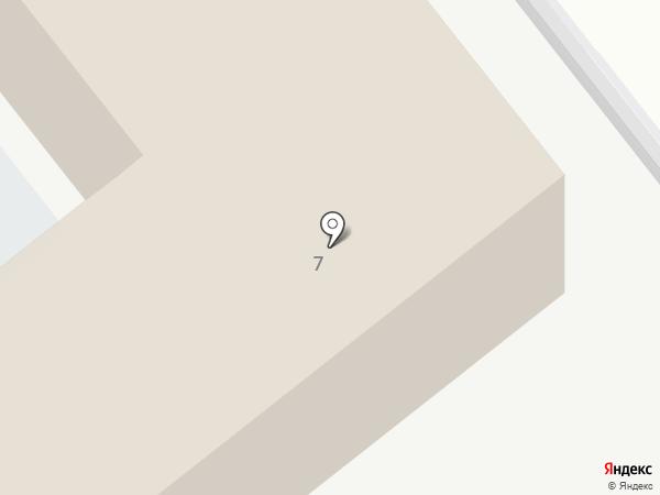 Евродаг-Знак на карте Химок