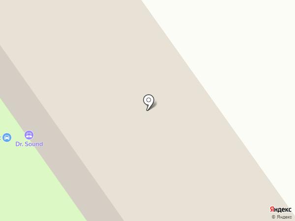 Вианор на карте Москвы