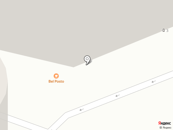 Набережные огни на карте Химок
