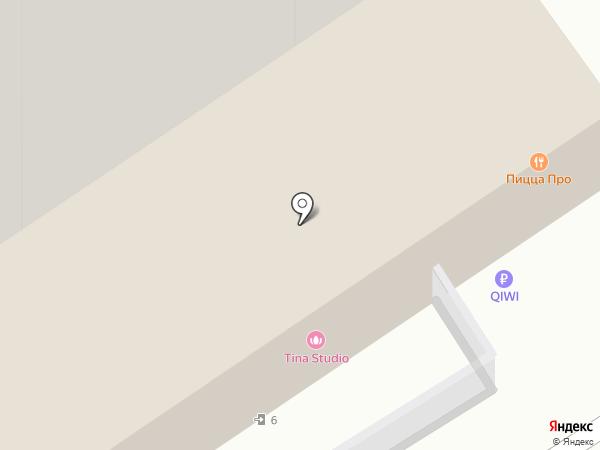 Ваниль на карте Химок