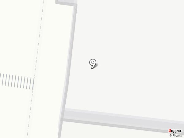 Гекон на карте Москвы