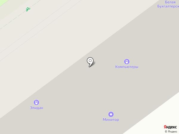 Минитор на карте Химок