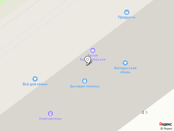 Империя на карте Химок