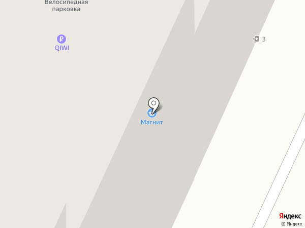 МАНО на карте Химок