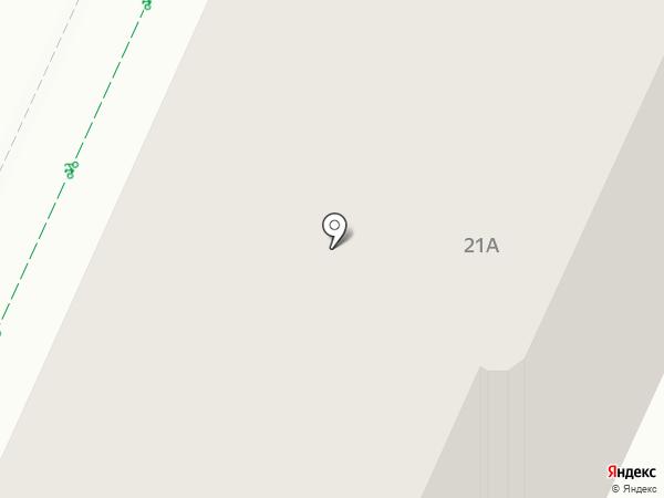 Мачта на карте Химок