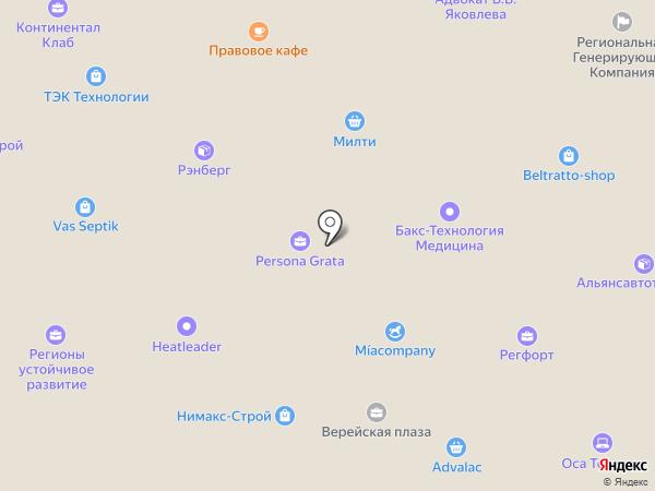 ВСВ на карте Москвы