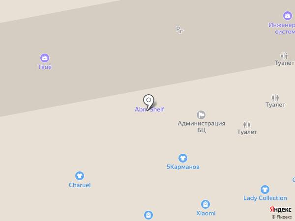 Xiaomi Global на карте Москвы