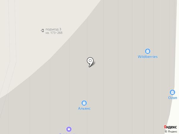 ЛМК на карте Химок