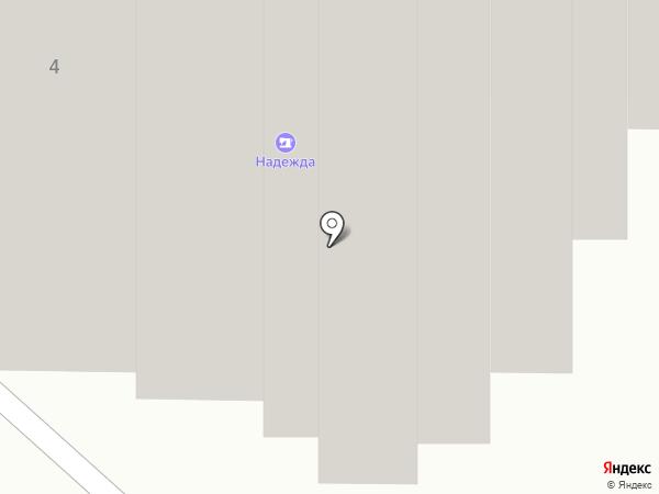 Ника Люкс на карте Химок