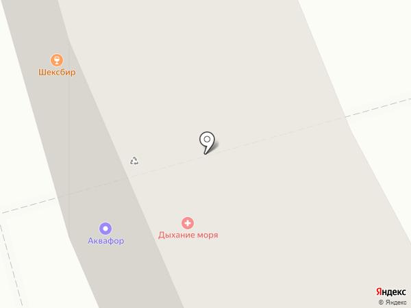 Челона на карте Химок