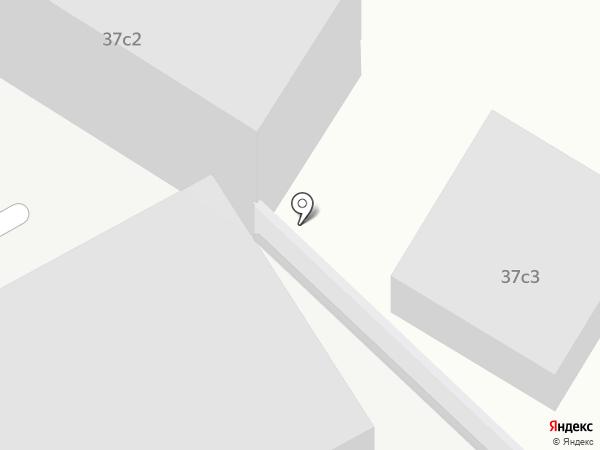 Carbonus на карте Москвы