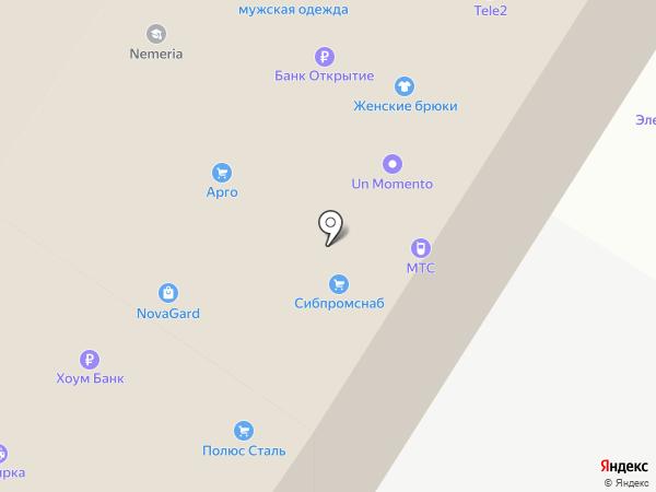 Беловежский гостинец на карте Москвы