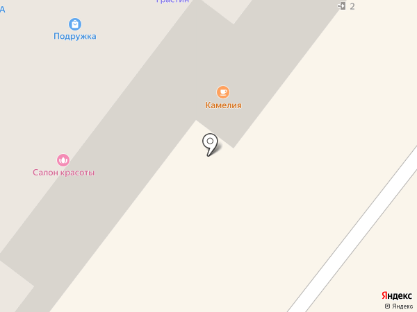 ГК Триумф на карте Химок