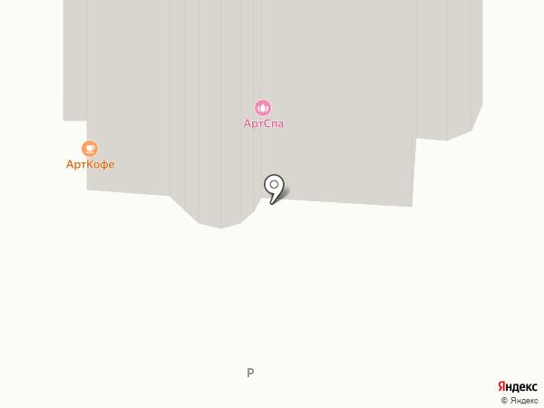 Аурадоктор на карте Химок