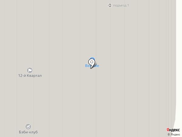 Автодор-Север на карте Химок