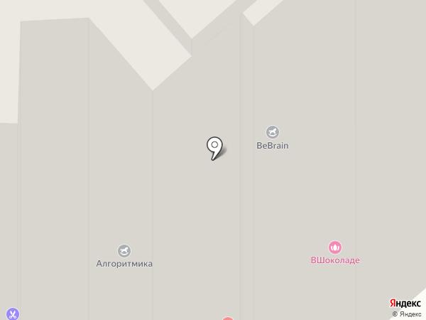 Лилия на карте Лобни