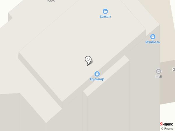 Мастер-сервис на карте Лобни