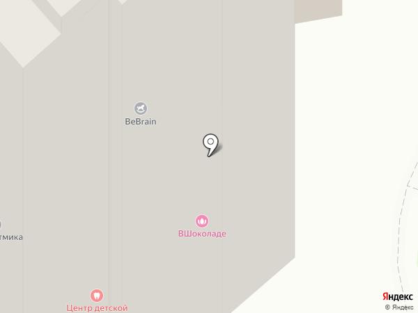 ЗОВ на карте Лобни