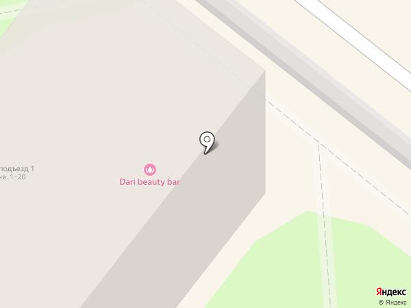 Мострансавто, ГУП на карте Химок