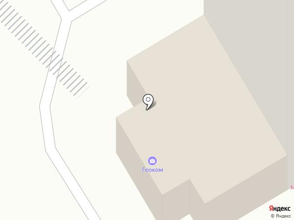Геоком на карте Химок