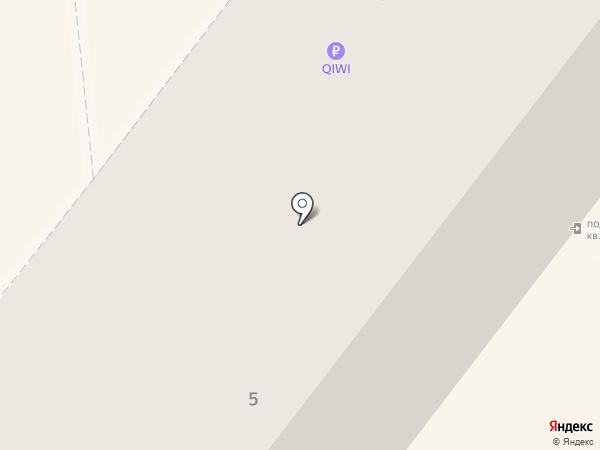 АнЗаСт, МОРТП на карте Химок