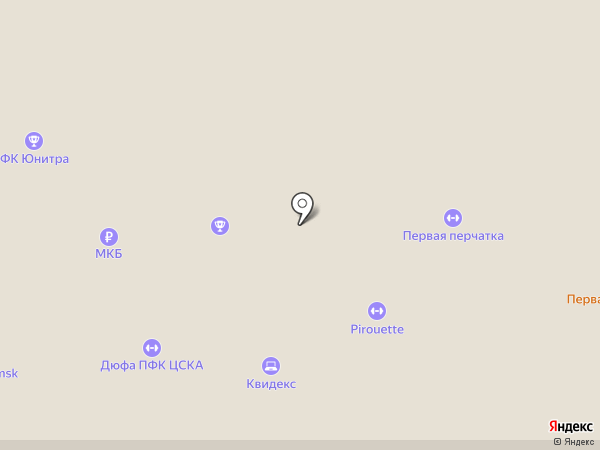 Paintland на карте Москвы