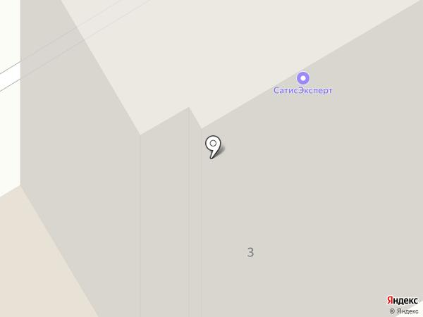 Берёзка, ТСЖ на карте Химок