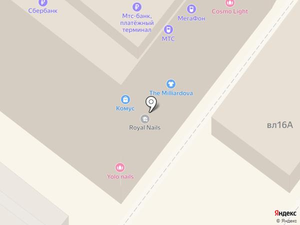 СамПрачка на карте Химок