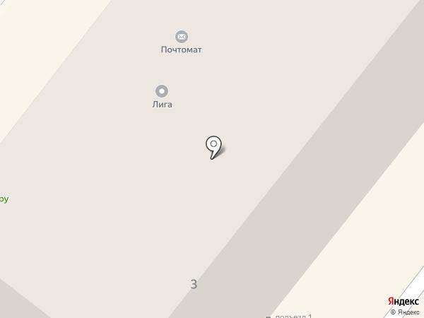 Благо на карте Химок