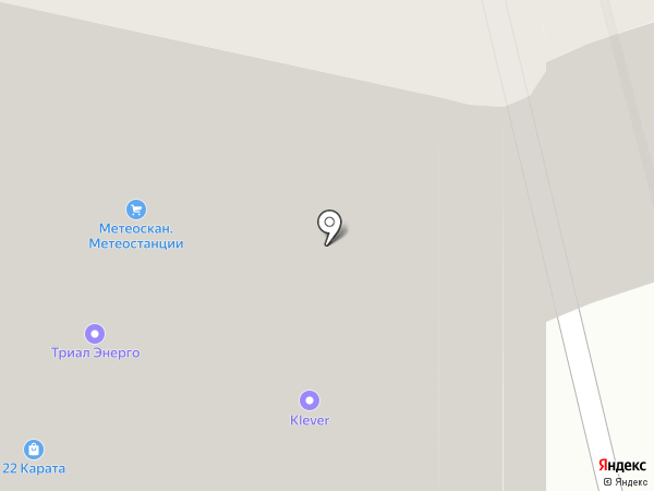 Акула на карте Москвы