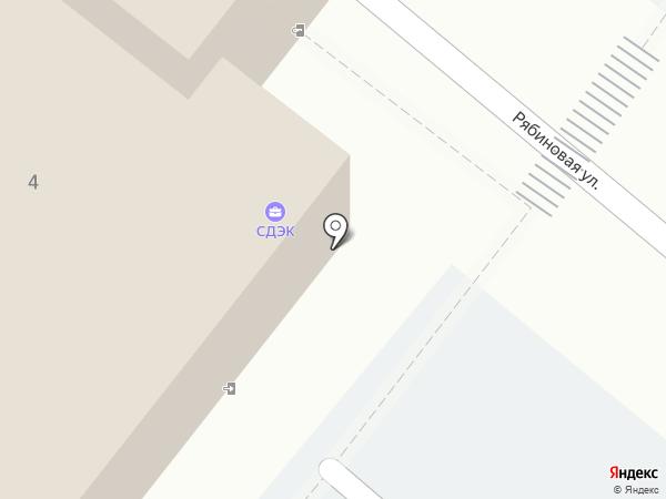 Я аптека на карте Москвы