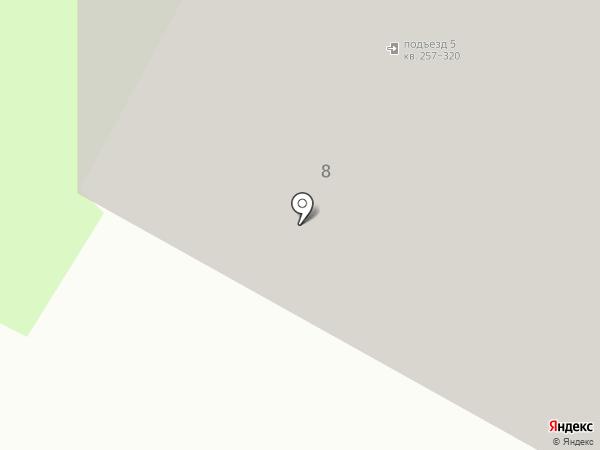 Ремонтно-эксплуатационный участок №1 на карте Лобни