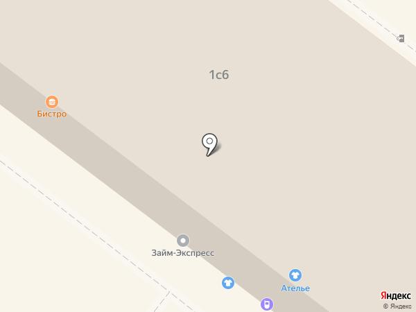 Кафе быстрого питания на карте Химок