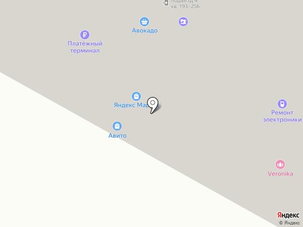 Диана на карте Лобни