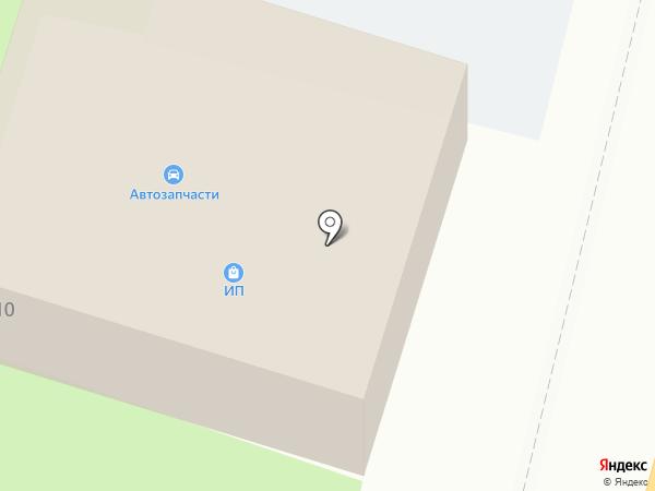 Продуктовый магазин на карте Чехова