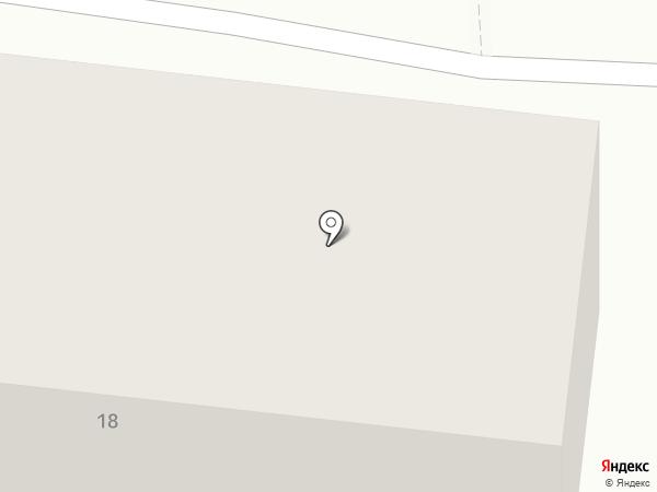 Манушкинский фельдшерско-акушерский пункт на карте Манушкино