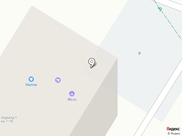 Нелли на карте Химок