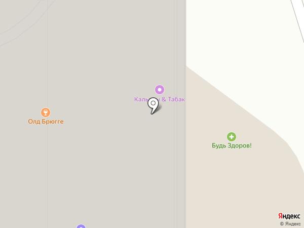 Магазин тканей на карте Химок