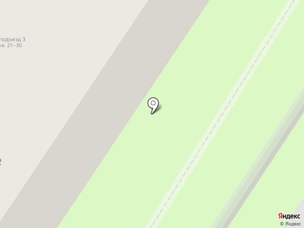 Клевер на карте Химок