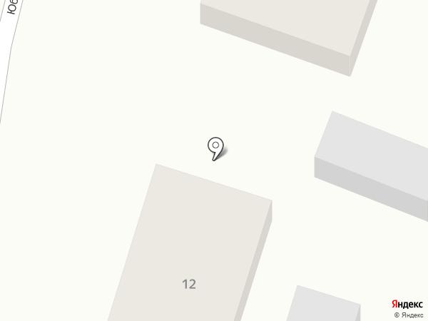 БИТКМ на карте Анапы