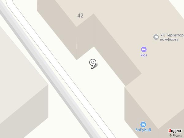 Ивакино-Покровское на карте Химок