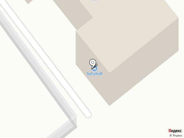 Территория комфорта-Ивакино на карте Химок