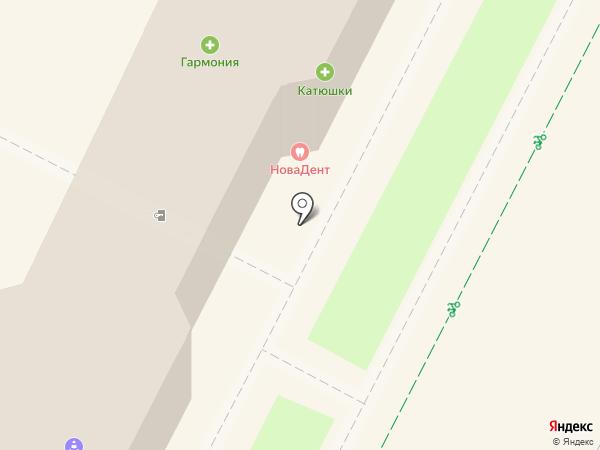 Новатест на карте Химок