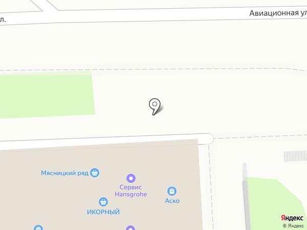 Росавтотранс на карте Москвы