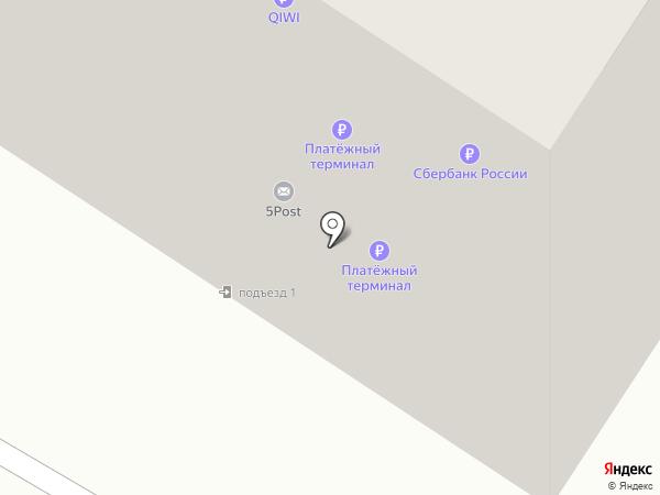 Миавто на карте Лобни