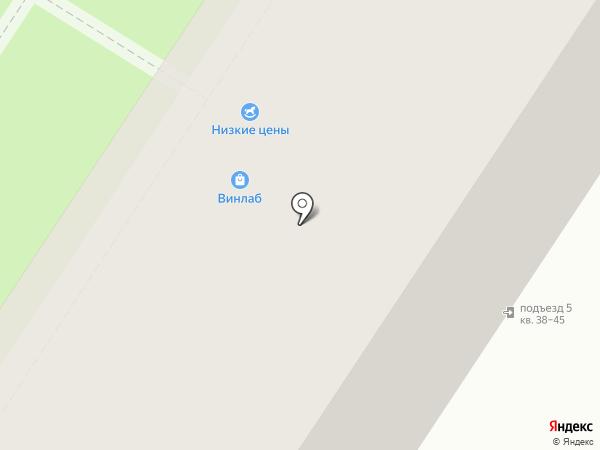 Минимаркет на карте Химок