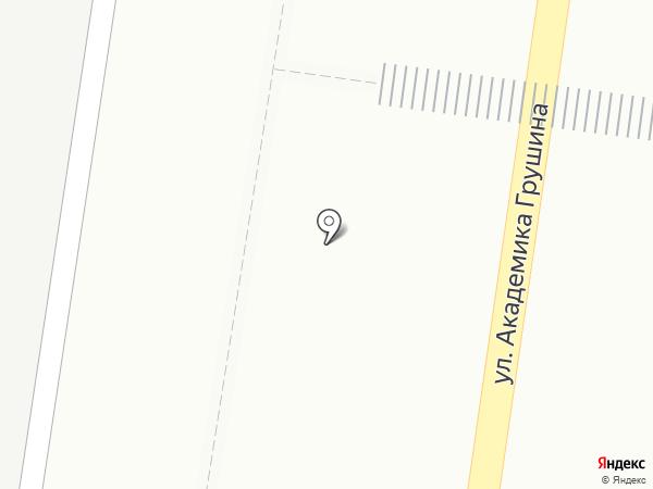 Продуктовый магазин на карте Химок