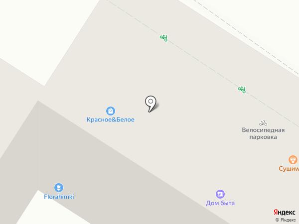 СушиСет на карте Химок
