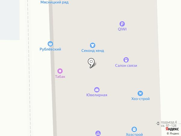 Магазин аксессуаров для телефонов на карте Москвы