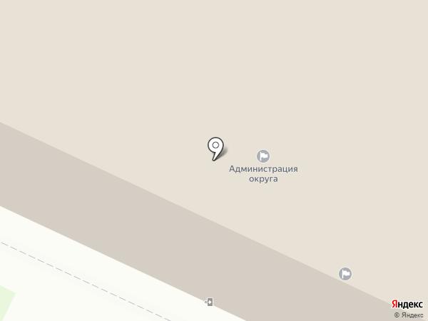Совет депутатов Чеховского муниципального района на карте Чехова